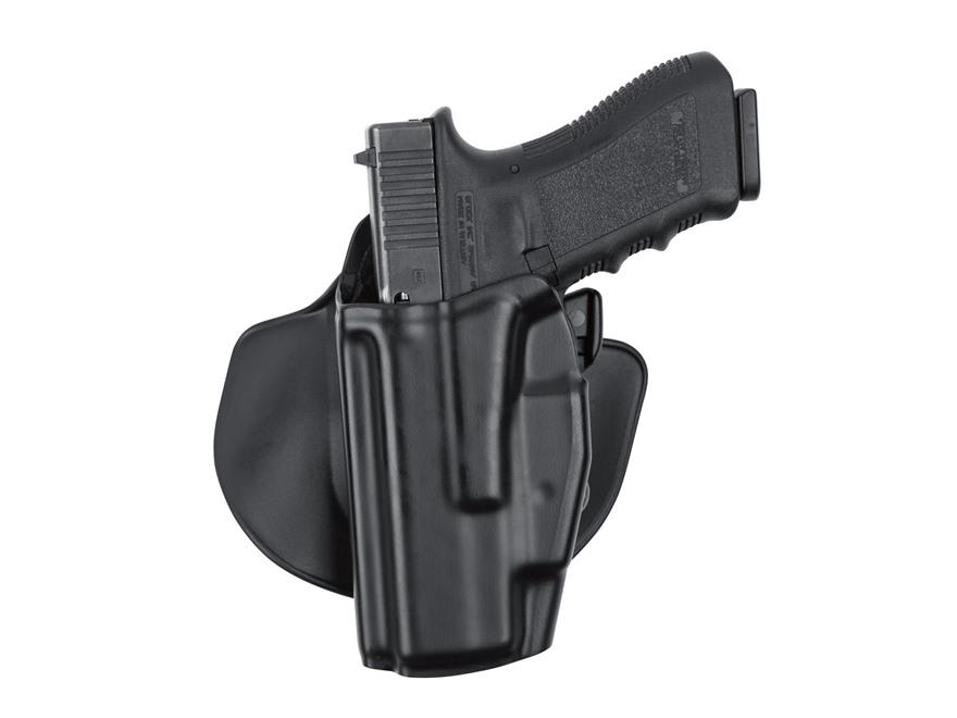 Safariland 5378 GLS (Grip Lock System) Paddle and Belt Loop Holster Glock 17, 22 Polyme...