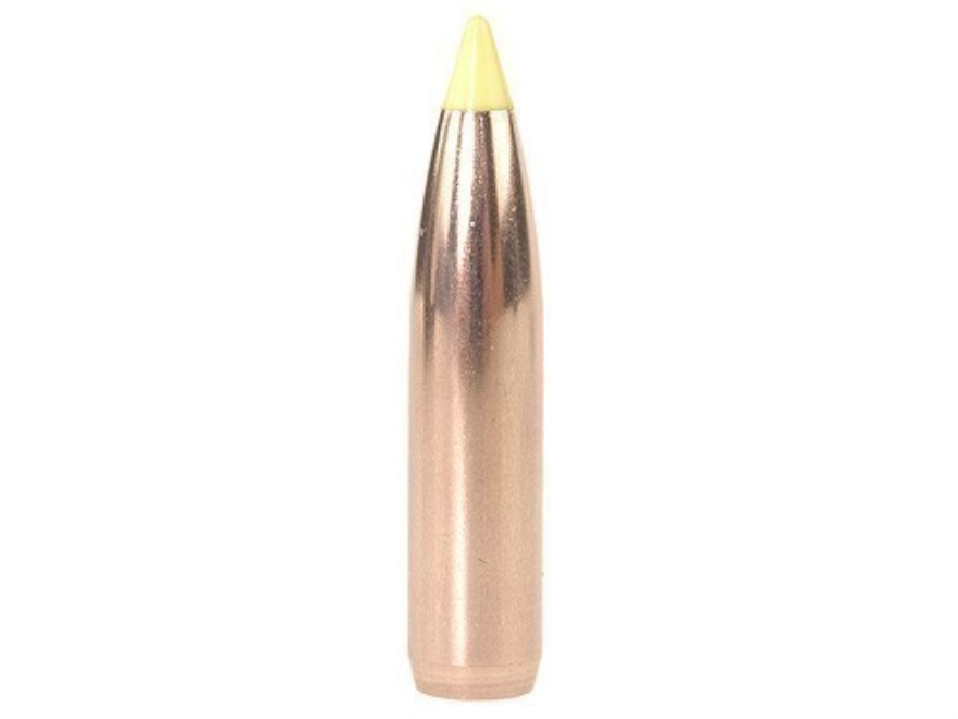 Nosler Ballistic Tip Hunting Bullets 270 Caliber (277 Diameter) 150 Grain Spitzer Box o...
