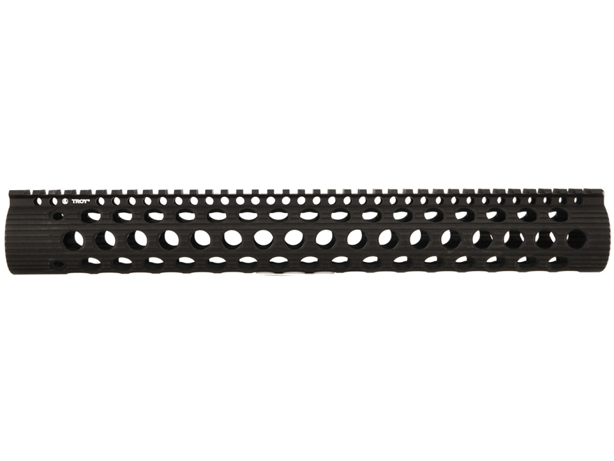 Troy Industries Alpha Battle Rail Modular Free Float Handguard LR-308