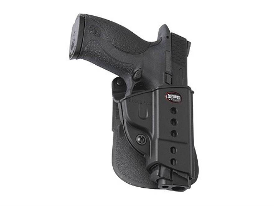 Fobus Evolution Roto Paddle Holster Right Hand S&W M&P Polymer Black