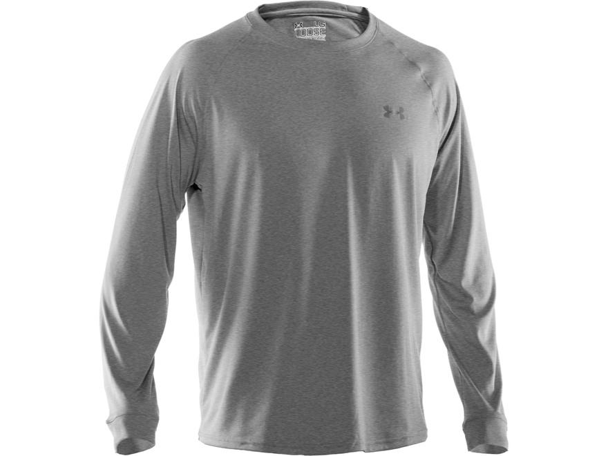 Under armour men 39 s ua tech t shirt long sleeve upc for Under armour long sleeve t shirts women