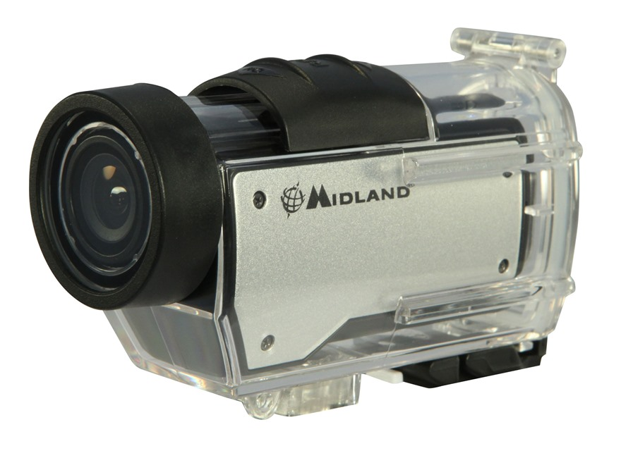 Midland XTC280VP 1080p HD Action Camera Combo