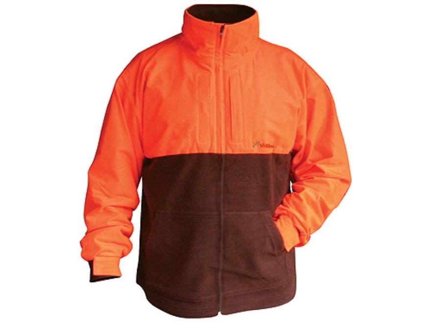 McAlister Men's Upland Full Zip Jacket Long Sleeve Polyester