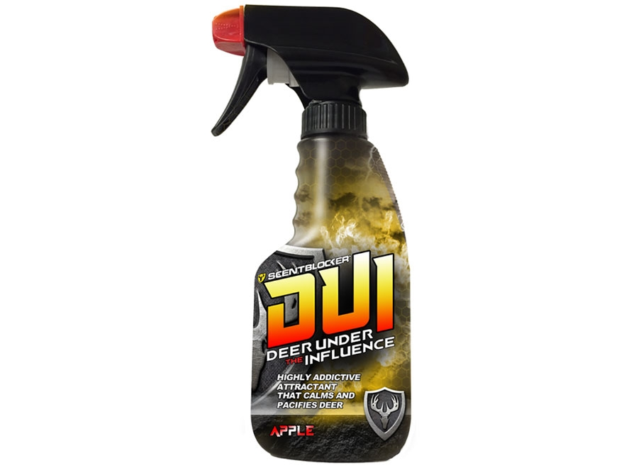 ScentBlocker Deer Under the Influence DUI Spray