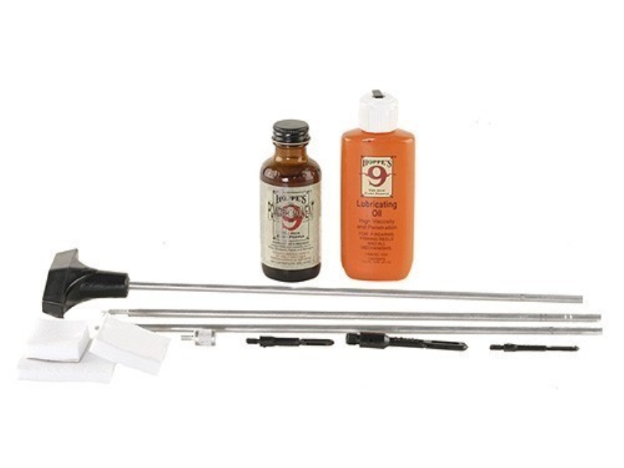Hoppe's Universal Rifle and Shotgun Cleaning Kit