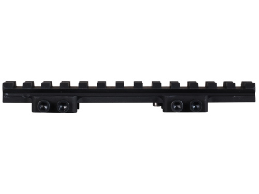 "Badger Ordnance Extended Picatinny-Style 22 MOA Elevated Riser Mount 5-3/8"" AR-15 Flat-..."