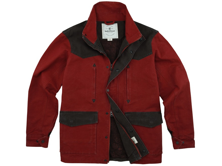 Smith & Wesson Range Jacket Heat Red Large