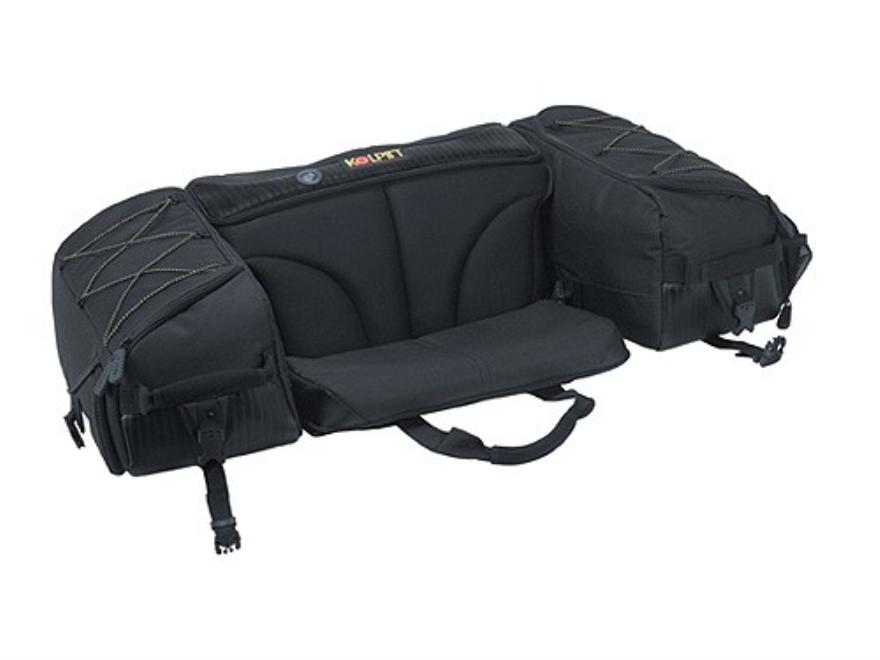 Kolpin ATV Matrix Seat Bag Nylon Black