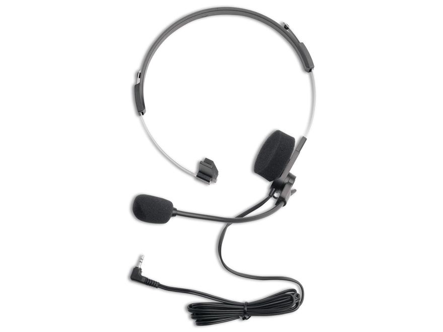 Garmin Headset with Boom Microphone fits Rino GPS Unit