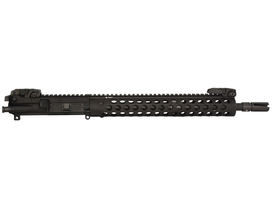 "Smith & Wesson M&P15 TS AR-15 Upper Receiver Assembly 5.56x45mm NATO 14.5"" Barrel 1 in ..."