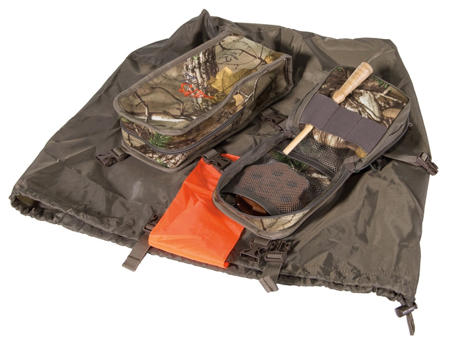 ALPS Outdoorz Accessory Call Pouch and Game Bag Polyester Realtree Xtra Camo