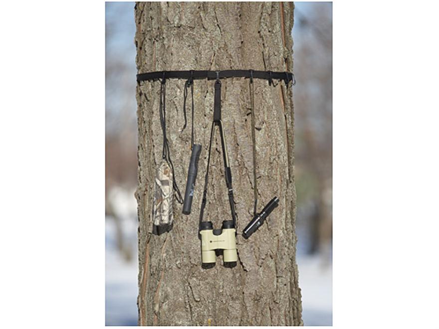 Hunter's Specialties Tree Accessory Belt Nylon Black
