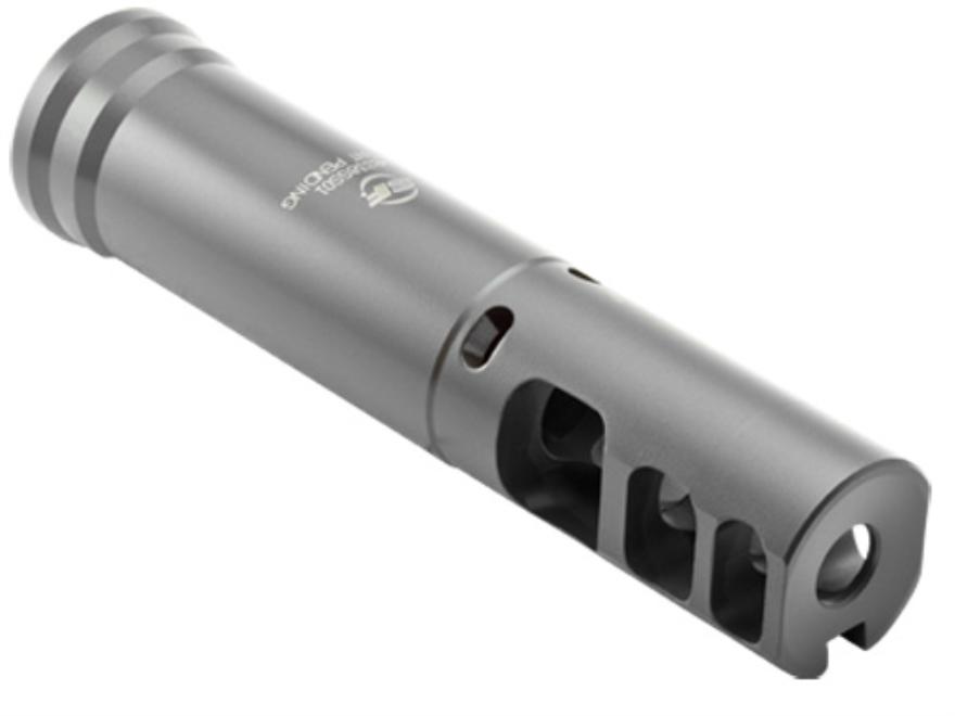 Surefire Muzzle Brake-Adapter Accuracy International Rifles (M18x1.5 Thread) Steel Matte