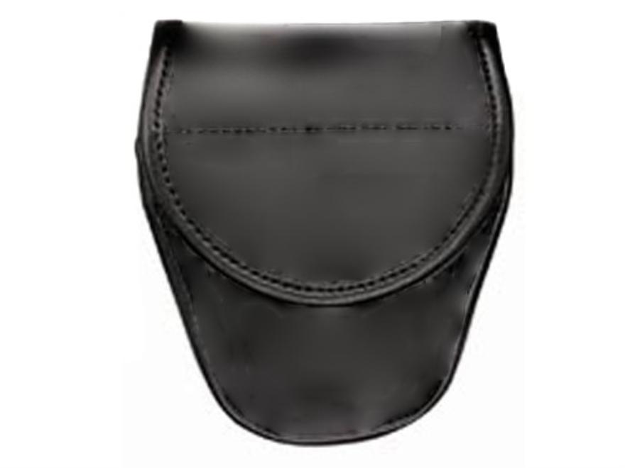 Bianchi 7900 AccuMold Elite Covered Cuff Case Hidden Snap Trilaminate Black