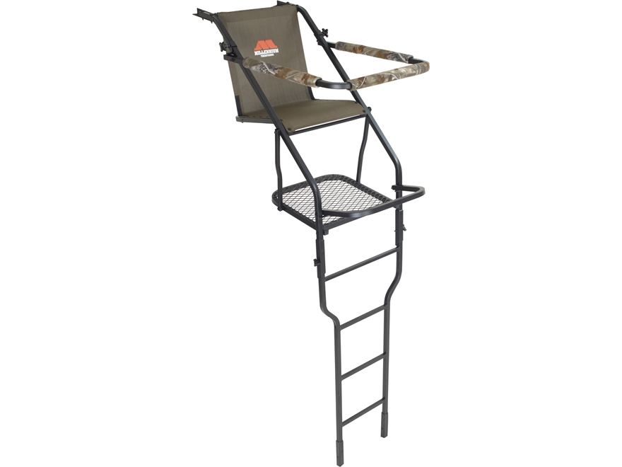 Millennium Treestands L-100 21' Single Ladder Treestand Steel