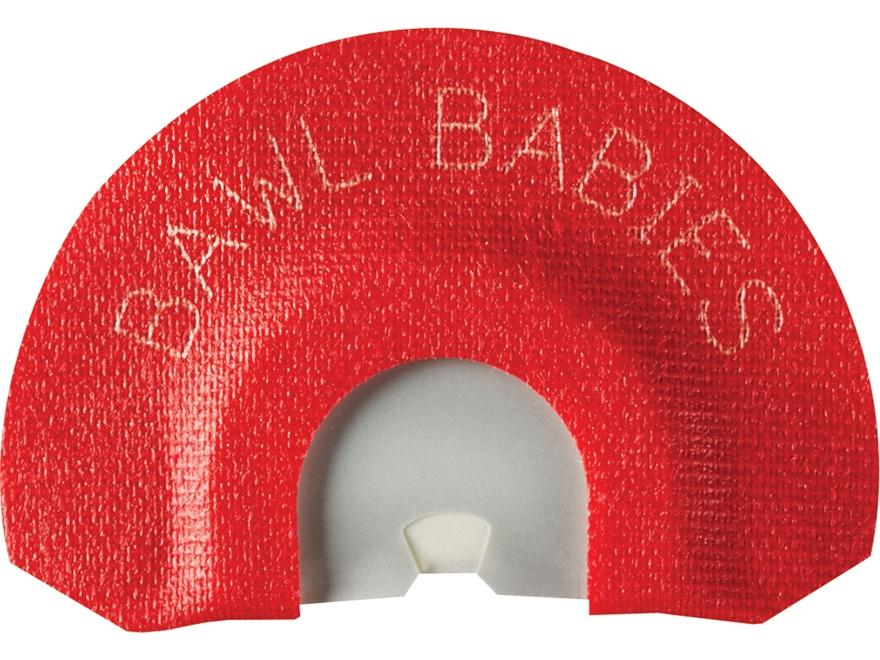 Johnny Stewart Bawl Babies Diaphragm Predator Call