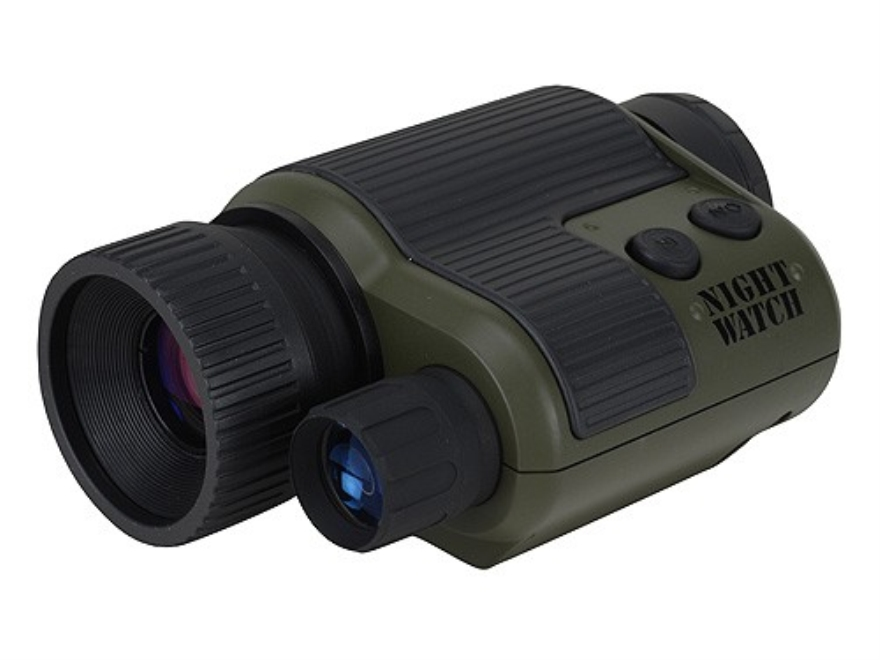 Bushnell Monocular 1st Generation Night Vision 2.0 x 24mm NightWatch Infrared Illuminat...