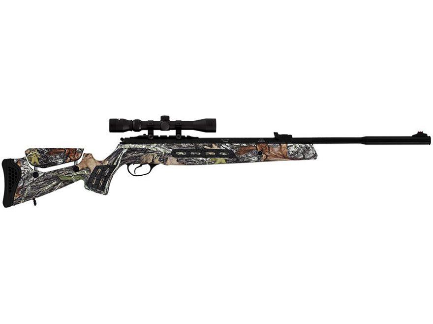 Hatsan Model 125 Sniper Vortex QE Break Barrel Air Rifle Pellet Synthetic Stock Black B...