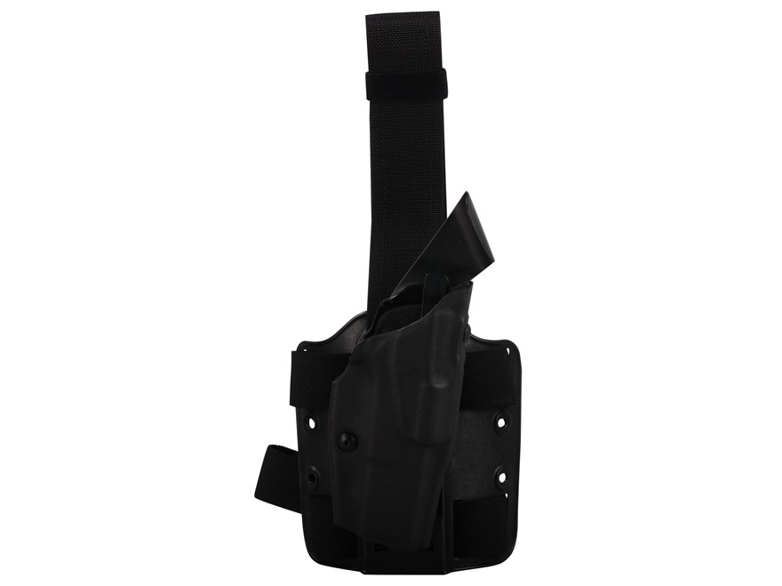 Safariland 6354 ALS Tactical Drop Leg Holster Right Hand S&W M&P 9mm, 40 S&W Polymer Black
