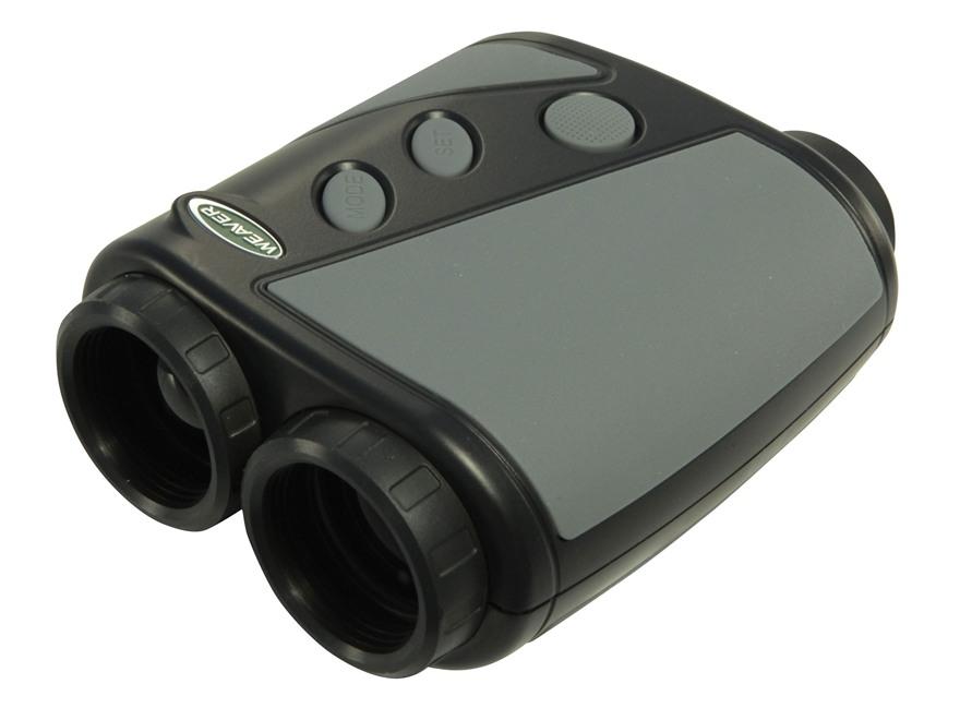 Weaver Laser Rangefinder 8x Black/Gray