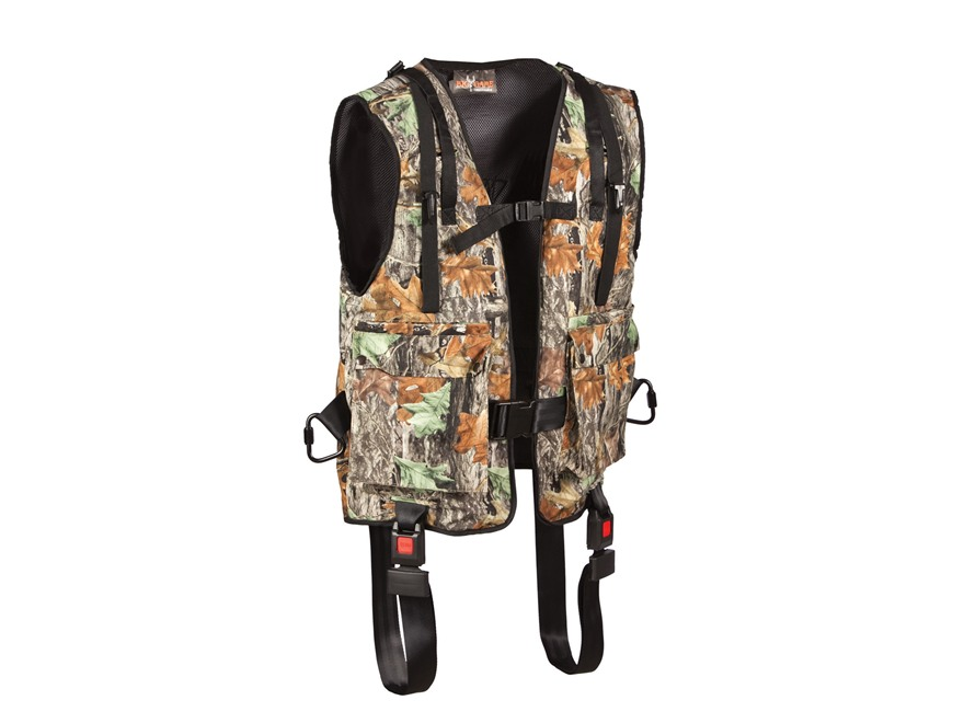 Big Game EZ On Treestand Safety Harness Vest Epic Camo Small/Medium
