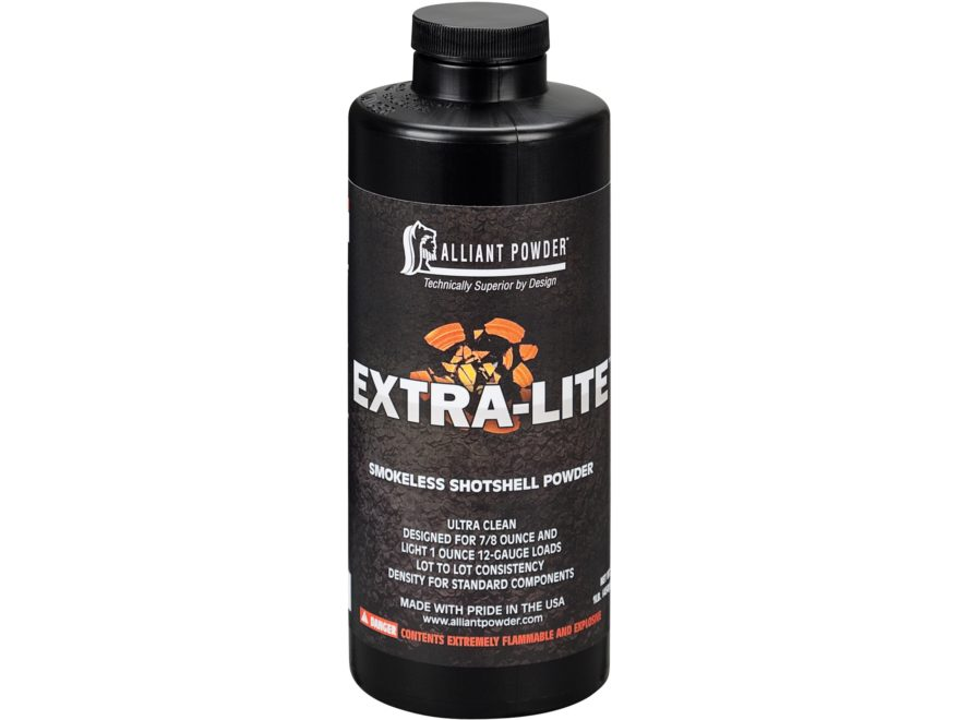 Alliant Extra Lite Smokeless Powder