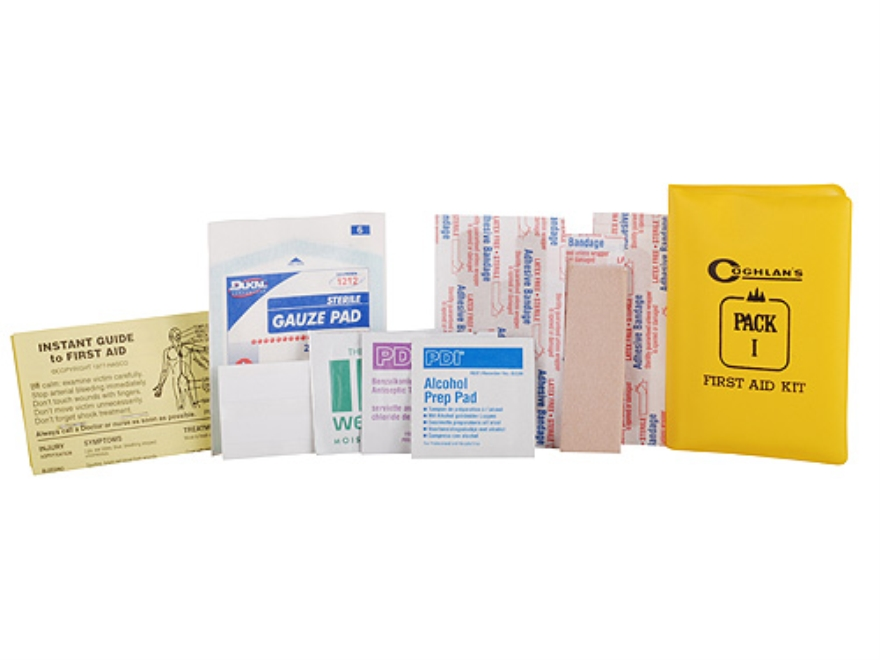 Coghlan's Pack 1 First Aid Kit