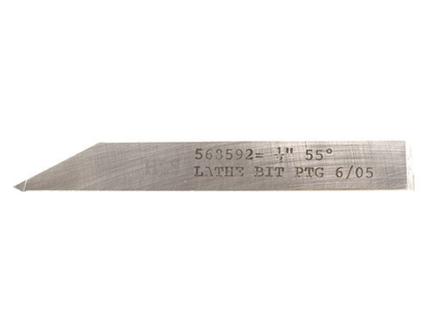 PTG Barrel Threading Lathe Bit 55-Degree 1/2""