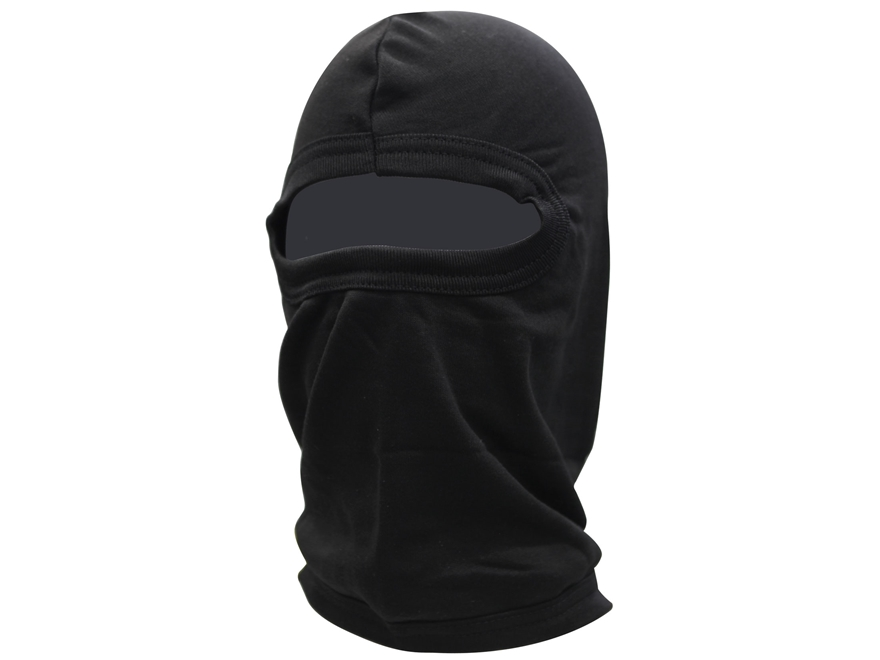 Military Surplus Balaclava Grade 1 Polypropylene Black