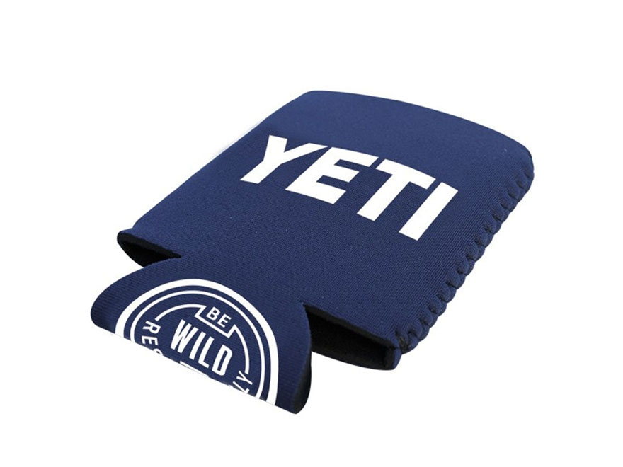 YETI Coolers Built for the Wild Neoprene Drink Sleeve