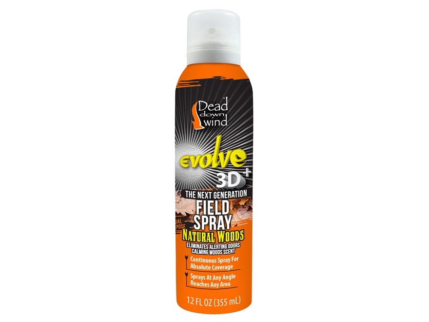 Dead Down Wind e3 ESP 3D+ Scent Elimination Continuous Field Spray Natural Woods Scent ...