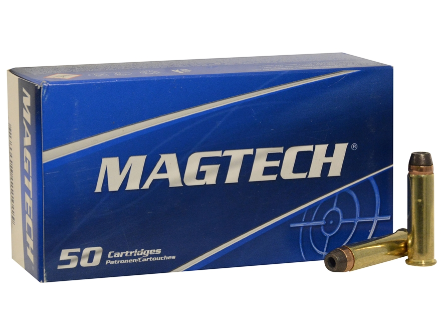 Magtech Sport Ammunition 38 Special +P 125 Grain Semi-Jacketed Hollow Point Box of 50