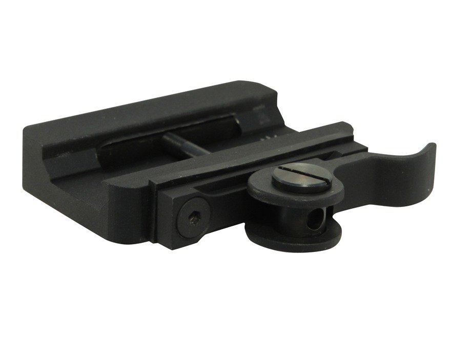 AimShot Picatinny-Style Quick-Release Video Camera Mount Matte