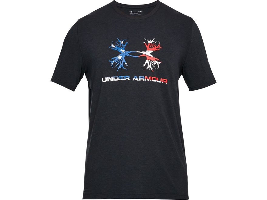 Under Armour Men's UA Antler Sportstyle T-Shirt Short Sleeve Charged Cotton