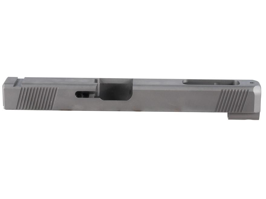 Lone Wolf Slide Stripped Glock 35 40 S&W Stainless Steel