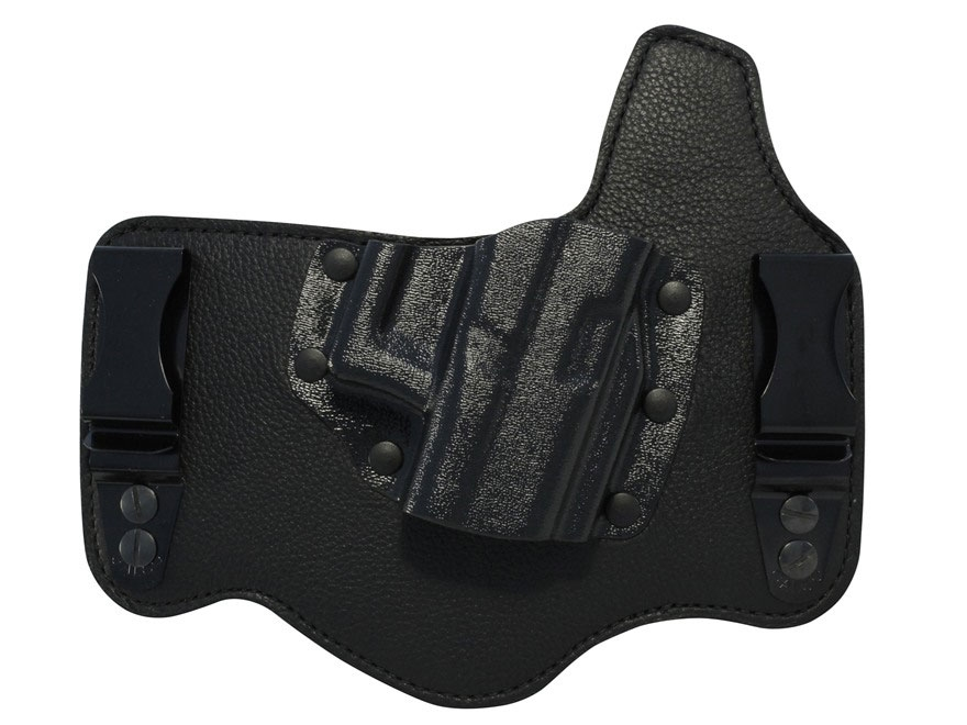Galco KingTuk Tuckable Inside the Waistband Holster Right Hand Glock 42 Leather and Kyd...