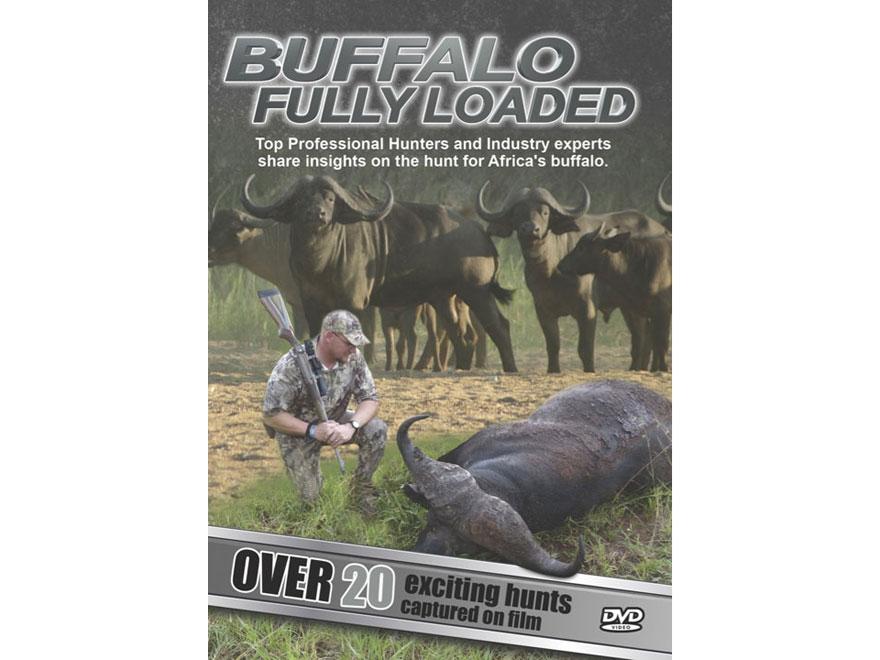 "Safari Press Video ""Buffalo Fully Loaded"" DVD"