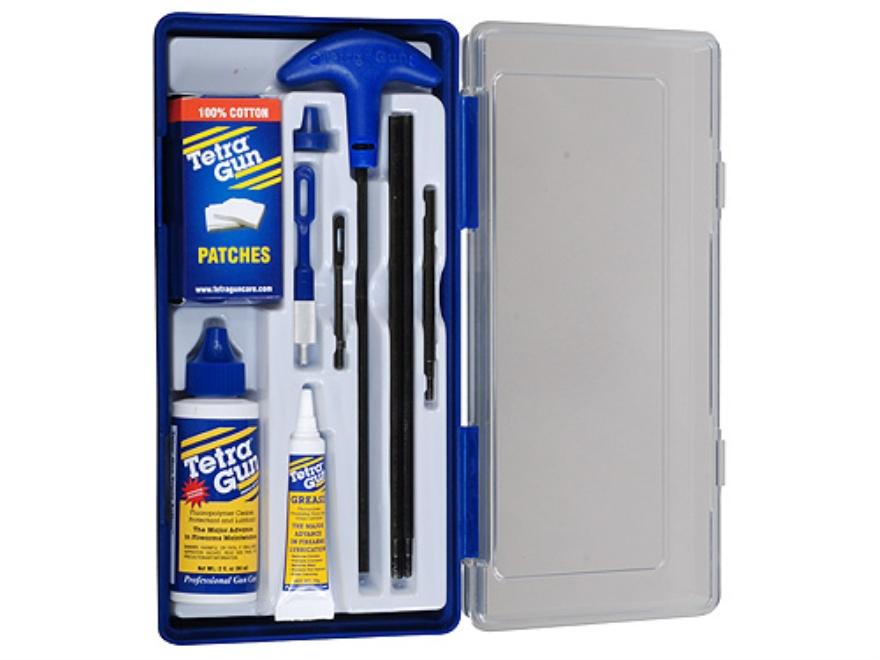 Tetra Gun ValuPro III Universal Gun Cleaning Kit in Hard Plastic Container