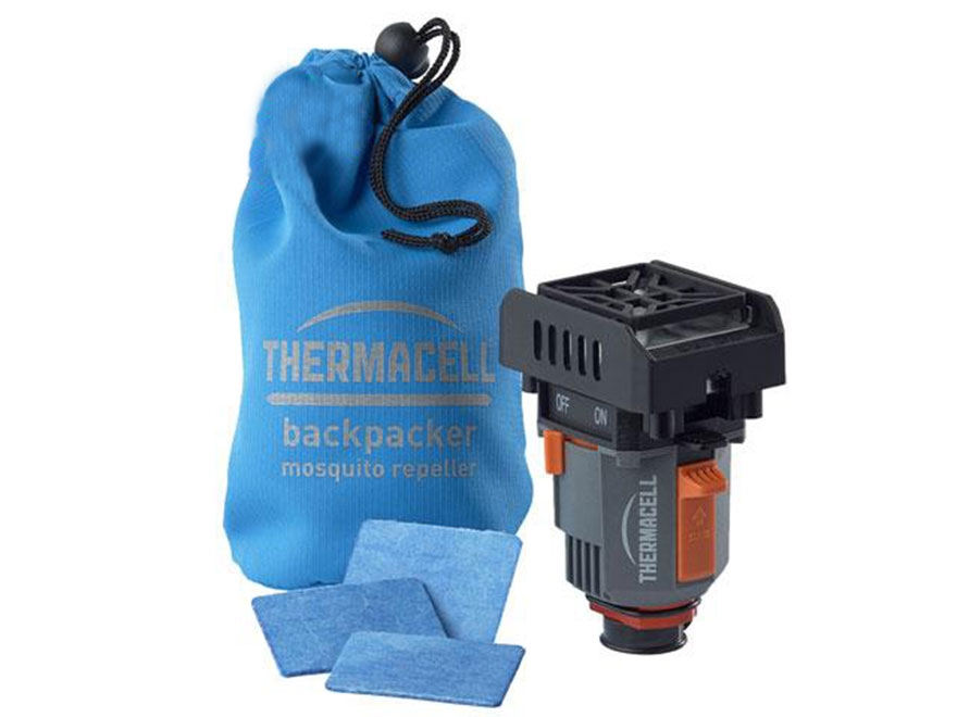 Thermacell Backpacker Mosquito Repellent Grey