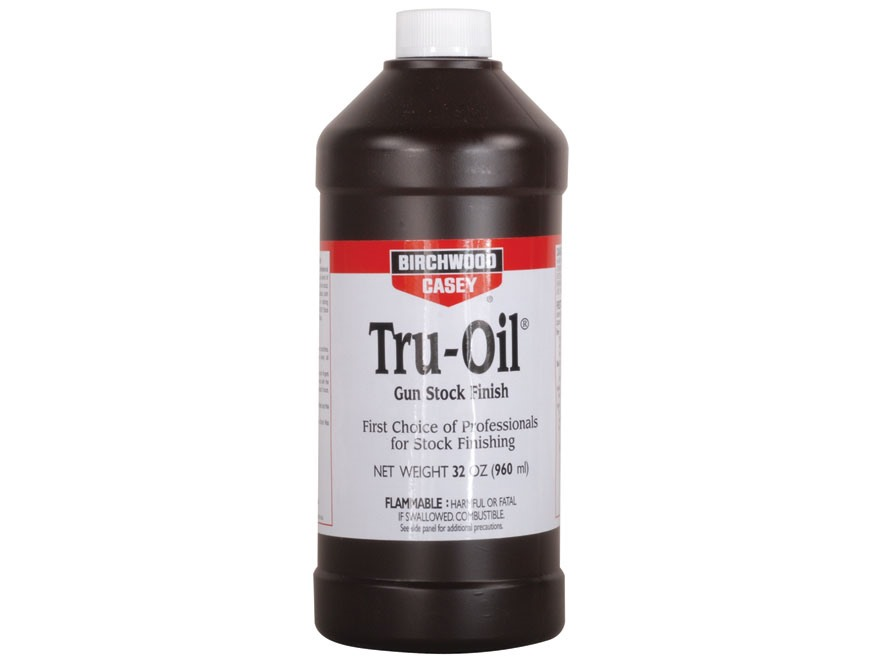 Birchwood Casey Tru-Oil Gunstock Finish Liquid