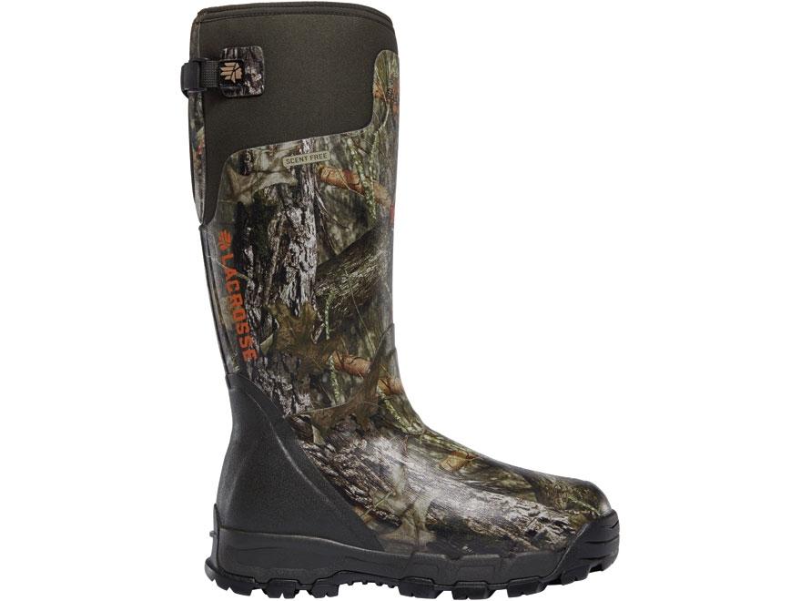 "LaCrosse Alphaburly Pro 18"" Waterproof 1000 Gram Insulated Hunting Boots Rubber Clad Ne..."