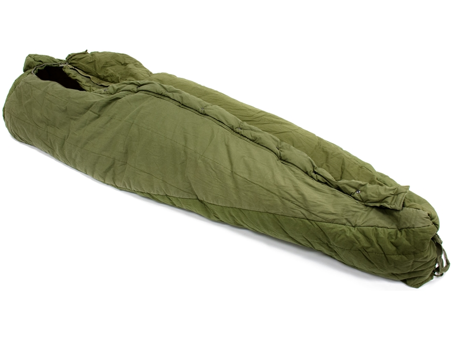 Army Surplus Cold Weather Sleeping Bag