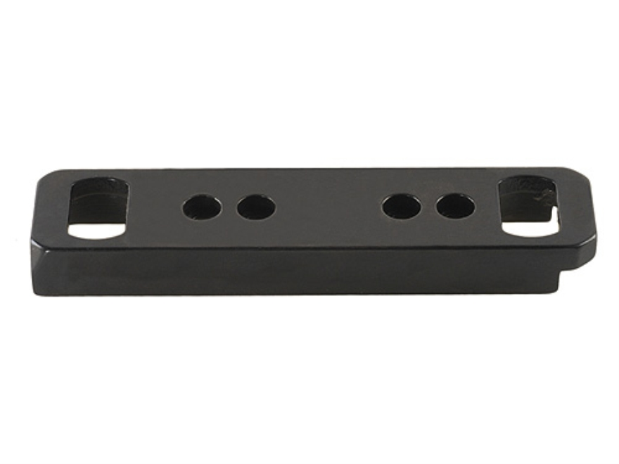 Leupold 1-Piece Dual-Dovetail Pistol Scope Base Thompson Center Contender