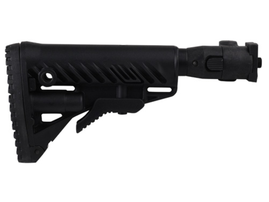 FAB Defense GLR16 Folding Collapsible Buttstock Assembly Polymer Joint VZ-58 Polymer