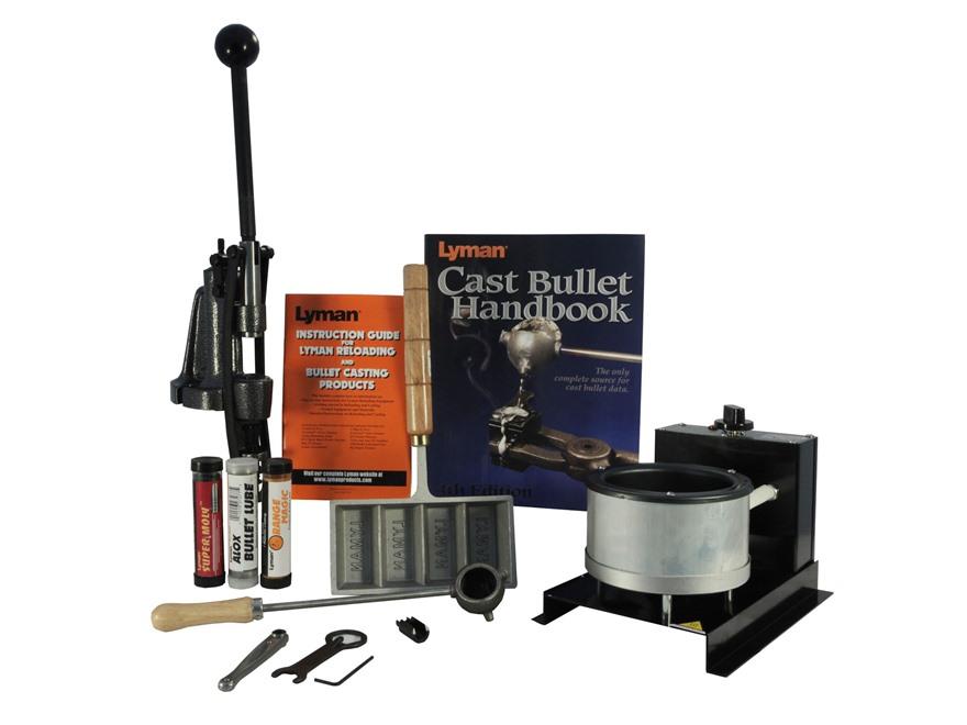 Lyman Big Dipper Furnace Master Casting Kit 110 Volt