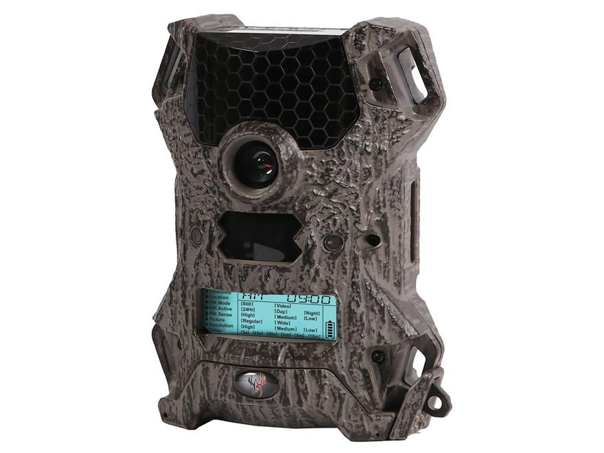 Wildgame Innovations Vision 8 Lightsout Micro Black Flash Infrared Game Camera 8 Megapi...