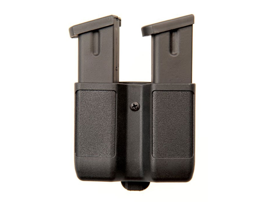 BLACKHAWK! CQC Double Magazine Pouch Double Stack Polymer