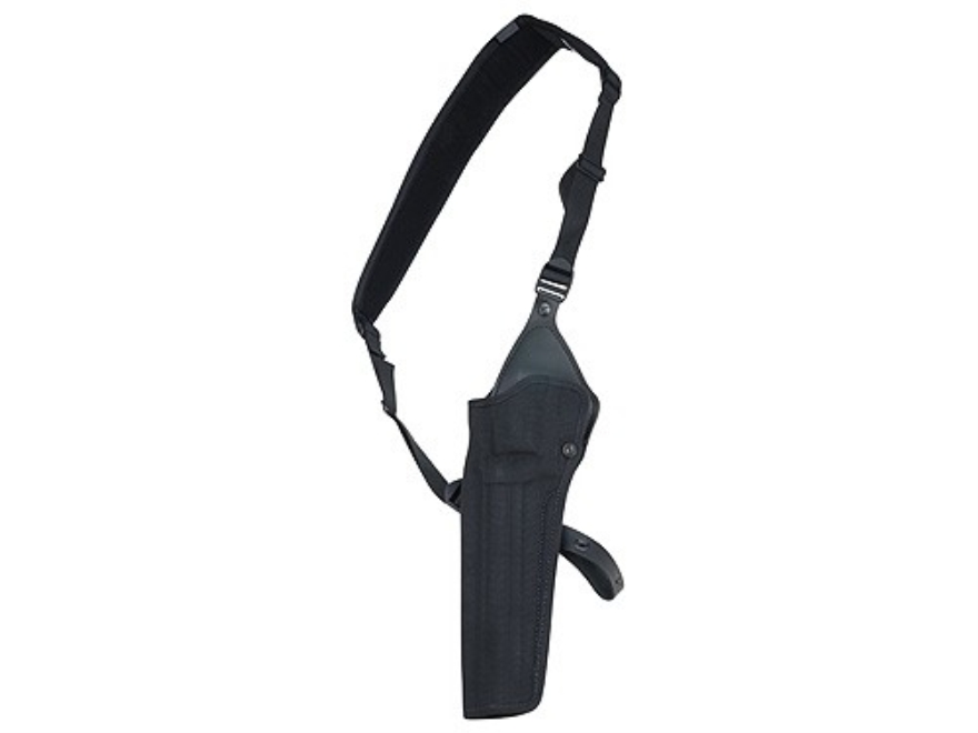 "DeSantis Black Mamba Chest Holster Left Hand S&W X-Frame 460, 500 8.375"" Barrel Nylon B..."