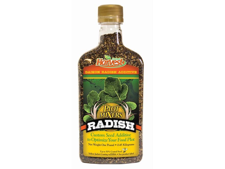 Evolved Harvest Plot Mixer Daikon Radish Food Plot Seed .6 lb