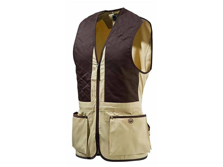 Beretta Men's Trap Vest Ambidextrous Cotton